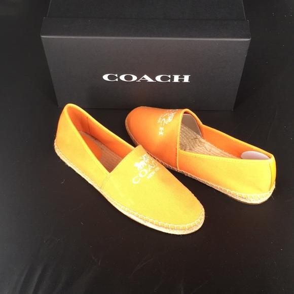 Coach Shoes - Coach espadrilles
